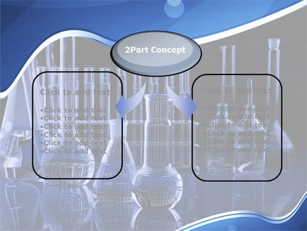 Laboratory Equipment PowerPoint Template, Slide 4, 08789, Technology and Science — PoweredTemplate.com