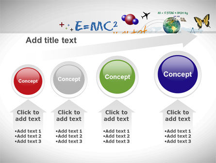 Natural Sciences Education PowerPoint Template Slide 13