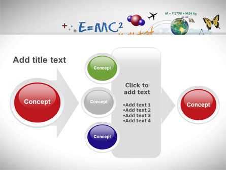 Natural Sciences Education PowerPoint Template Slide 17