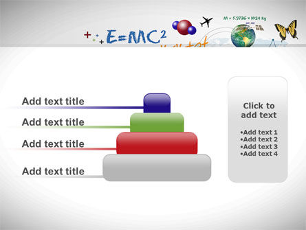Natural Sciences Education PowerPoint Template Slide 8