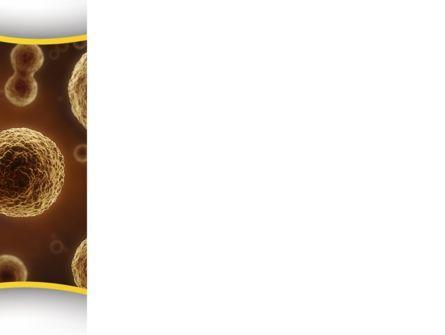 Cell Meiosis PowerPoint Template, Slide 3, 08793, Medical — PoweredTemplate.com