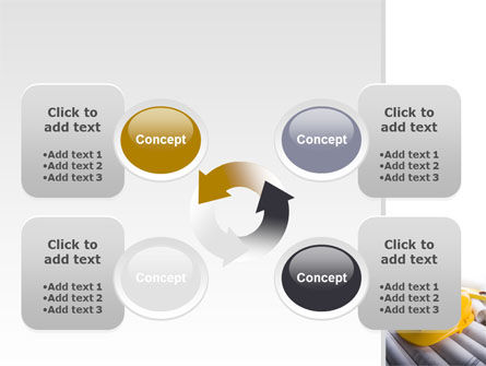 Architectural Control PowerPoint Template Slide 9
