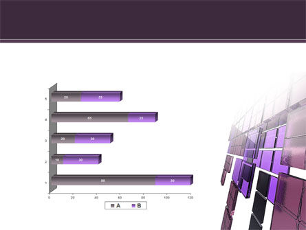 Purple Glass PowerPoint Template Slide 11