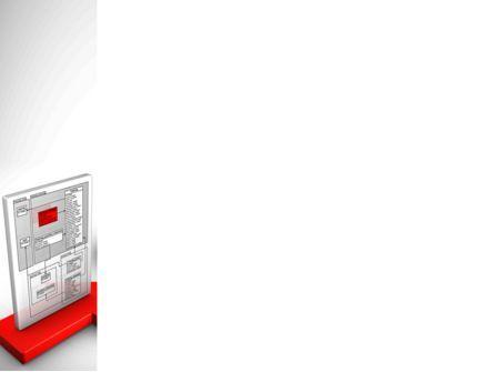 Databank Development PowerPoint Template, Slide 3, 08806, Technology and Science — PoweredTemplate.com