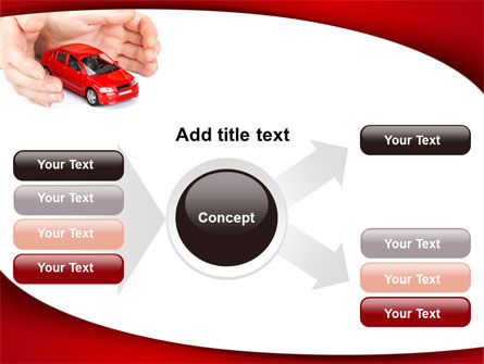 Private Car Insurance PowerPoint Template Slide 14