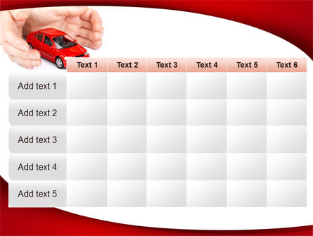 Private Car Insurance PowerPoint Template Slide 15