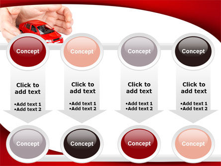 Private Car Insurance PowerPoint Template Slide 18