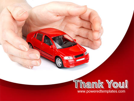 Private Car Insurance PowerPoint Template Slide 20