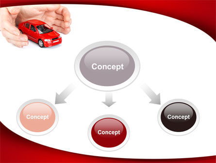 Private Car Insurance PowerPoint Template Slide 4