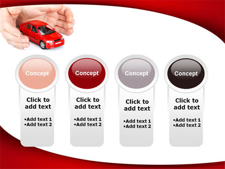 Private Car Insurance PowerPoint Template Slide 5