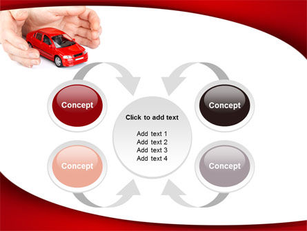 Private Car Insurance PowerPoint Template Slide 6