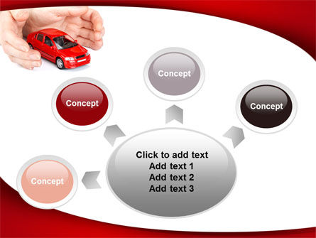 Private Car Insurance PowerPoint Template Slide 7