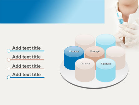 Nurse With Squirt PowerPoint Template Slide 12