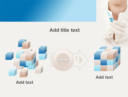 Nurse With Squirt PowerPoint Template Slide 17