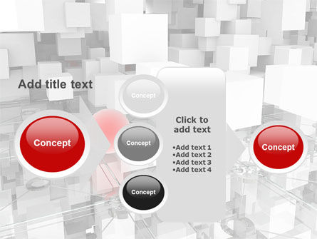 Red Spot PowerPoint Template Slide 17
