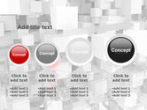 Red Spot PowerPoint Template#13