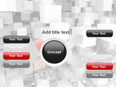 Red Spot PowerPoint Template#14