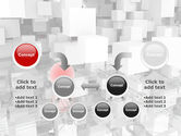 Red Spot PowerPoint Template#19