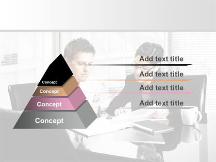 Business Consulting Meeting PowerPoint Template Slide 12