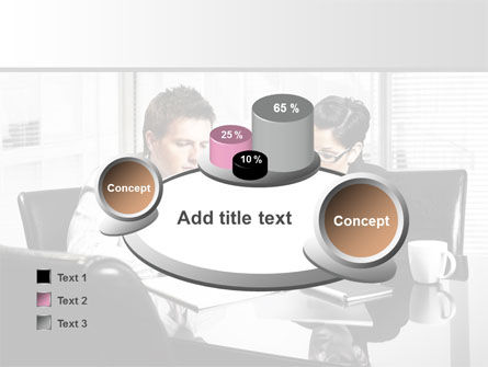 Business Consulting Meeting PowerPoint Template Slide 16