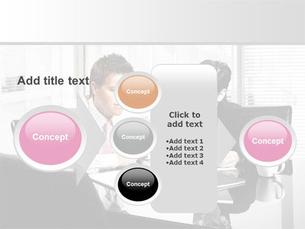 Business Consulting Meeting PowerPoint Template Slide 17