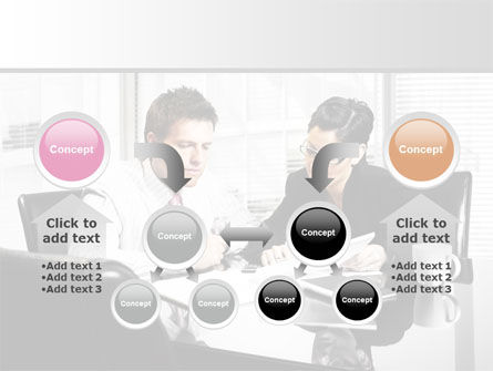 Business Consulting Meeting PowerPoint Template Slide 19