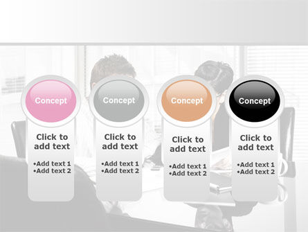 Business Consulting Meeting PowerPoint Template Slide 5
