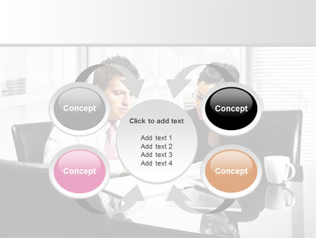 Business Consulting Meeting PowerPoint Template Slide 6