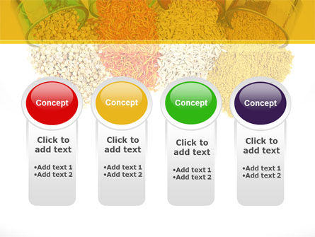Spices PowerPoint Template Slide 5