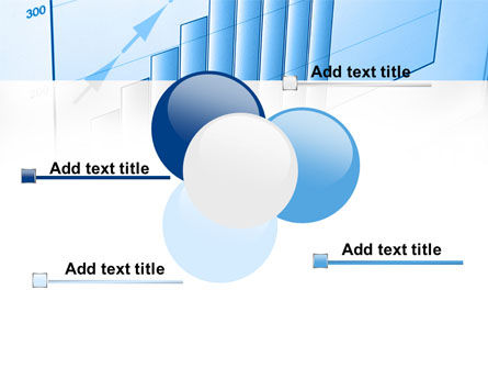 Blue Diagram PowerPoint Template Slide 10