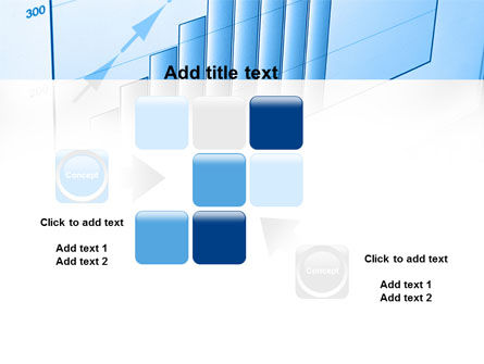 Blue Diagram PowerPoint Template Slide 16