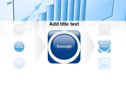 Blue Diagram PowerPoint Template Slide 17