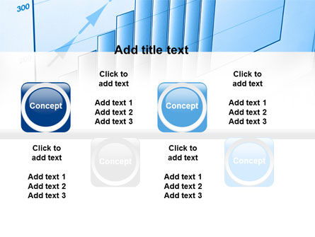 Blue Diagram PowerPoint Template Slide 19