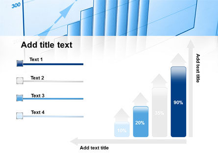 Blue Diagram PowerPoint Template Slide 8