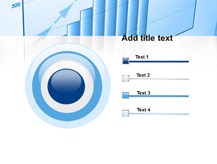 Blue Diagram PowerPoint Template Slide 9