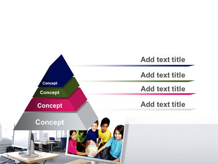 Computer Lectorium PowerPoint Template Slide 12