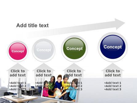 Computer Lectorium PowerPoint Template Slide 13