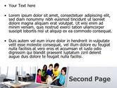 Computer Lectorium PowerPoint Template#2