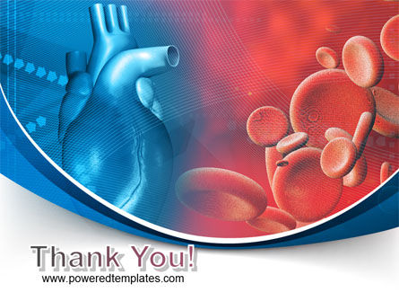 cardiovascular powerpoint template free - circulatory system powerpoint template backgrounds