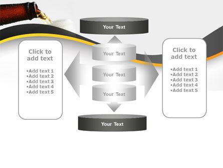Beer Bottle PowerPoint Template Slide 13