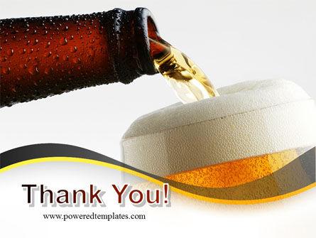Beer Bottle PowerPoint Template Slide 20