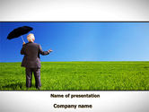 Consulting: Good Business Conditions PowerPoint Template #08830