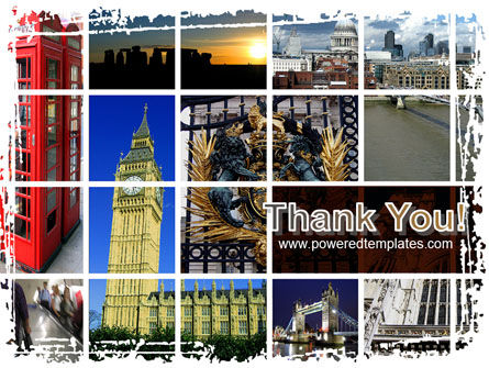 Vacation In London PowerPoint Template Slide 20