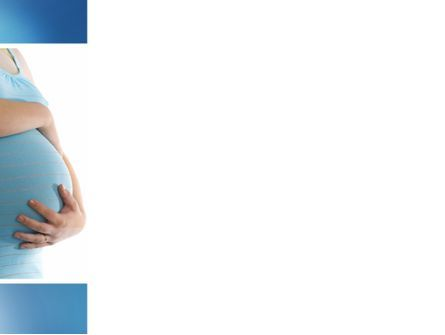 Pregnant Woman PowerPoint Template, Slide 3, 08837, Medical — PoweredTemplate.com