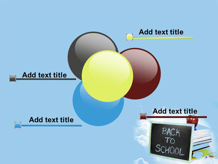Back To School Activities and Crafts PowerPoint Template Slide 10