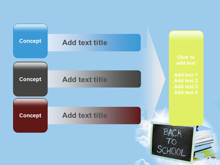 Back To School Activities and Crafts PowerPoint Template Slide 12