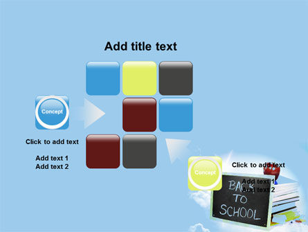 Back To School Activities and Crafts PowerPoint Template Slide 16