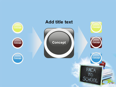 Back To School Activities and Crafts PowerPoint Template Slide 17