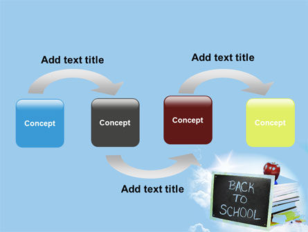 Back To School Activities and Crafts PowerPoint Template Slide 4