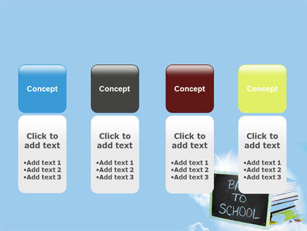 Back To School Activities and Crafts PowerPoint Template Slide 5